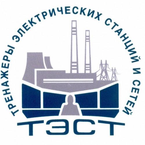 Тренажерно-аналитический комплекс для электростанции с поперечными связями в составе: два котла типа ТП-80