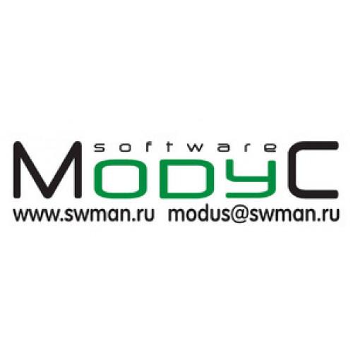 Графический редактор Модус 2011