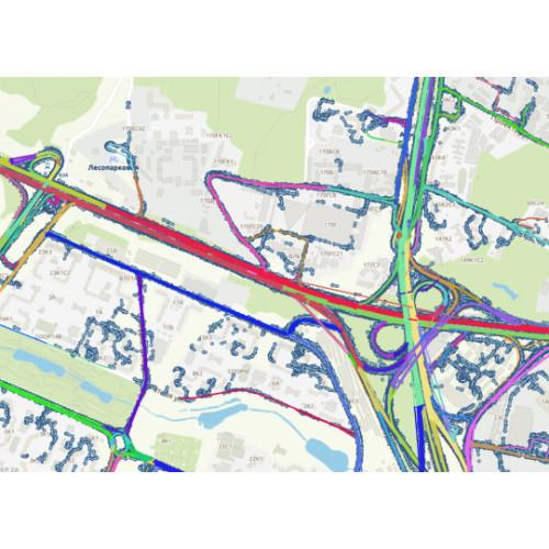 RuMap: RoadNetworkBuilder