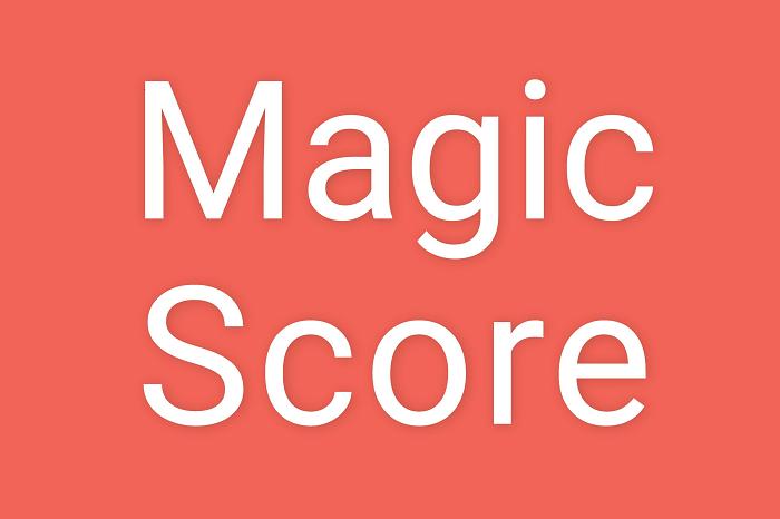 MagicScore