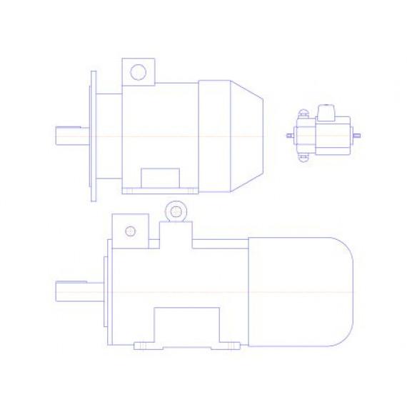 Каталог: Электродвигатели