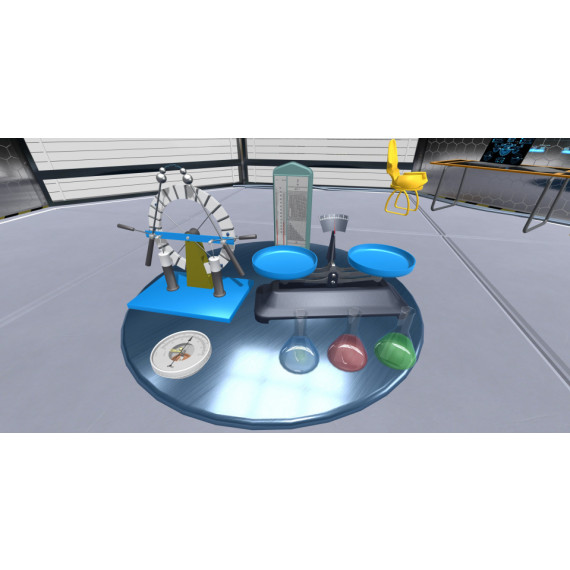 """Образовательный комплекс по физике """"Увлекательная реальность"""""""