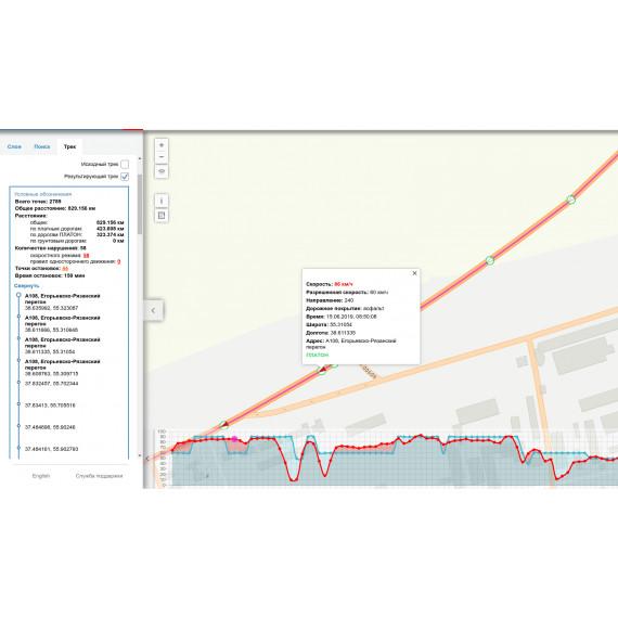 Геоинформационно-аналитическая платформа «RUMAP-GIS»