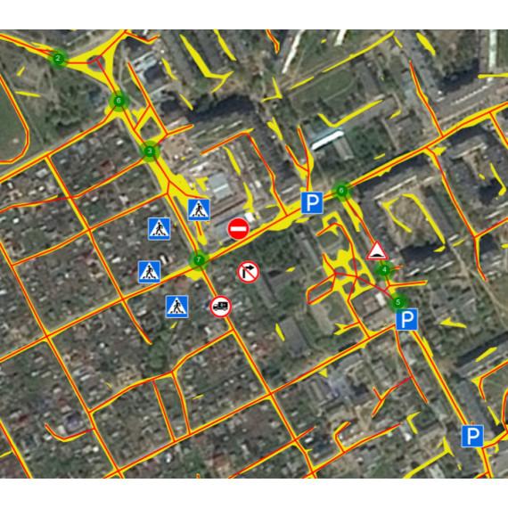 RuMap: RoadNetworkBuilder - автоматизированная система оперативного создания и актуализации графа улично-дорожной сети