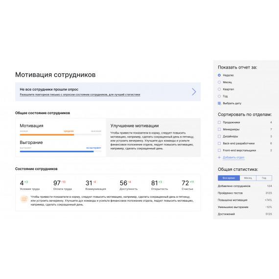 Система управления кадрами предприятия: подбор, мотивация, hr-аналитика