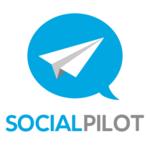 Логотип SocialPilot